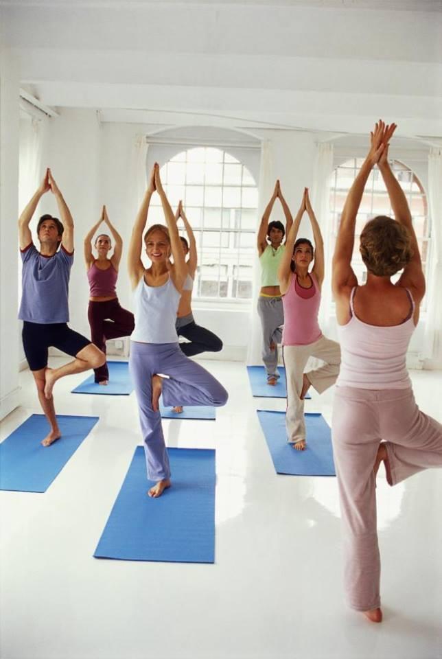 Centro Kabala Yoga Hatha 1